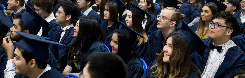 Abbey College Cambridge Student Graduation Ceremony