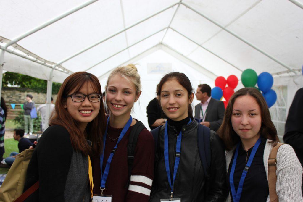 Abbey College Cambridge Students