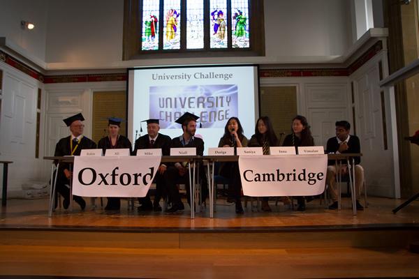 Abbey College Cambridge Speak English Week