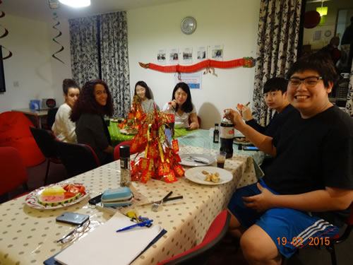 Abbey College Cambridge Students Celebrate Chinese New Year