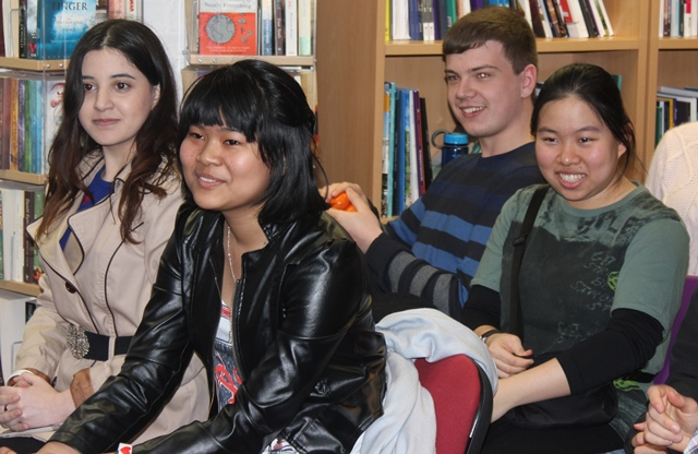 Abbey College Cambridge A Level Students Grill Their Teachers