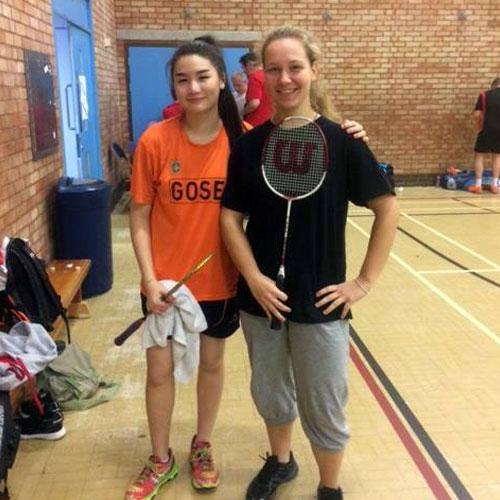 Abbey College Cambridge Badminton Victory