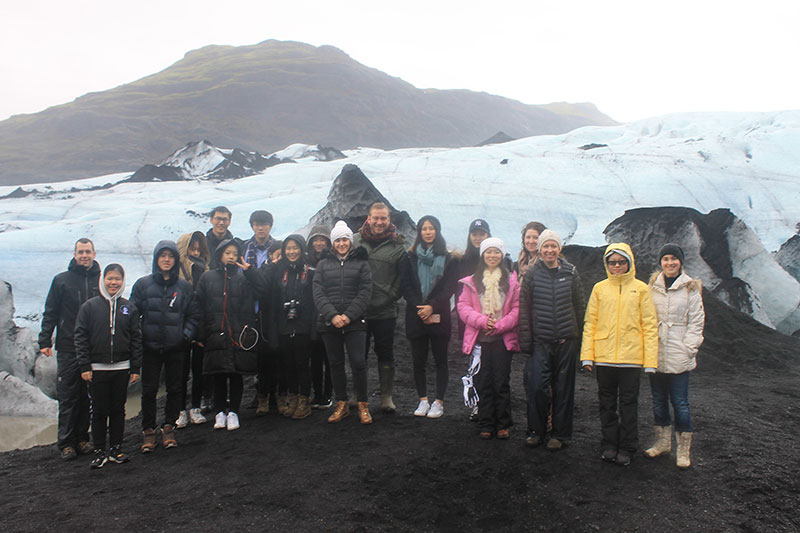 Abbey College Cambridge Iceland Trip