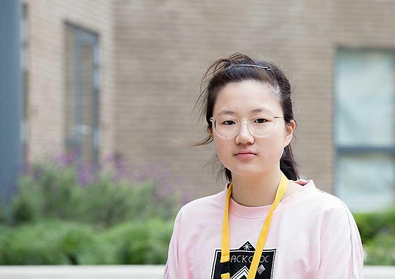 Abbey College Cambridge Oxbridge Student Wang