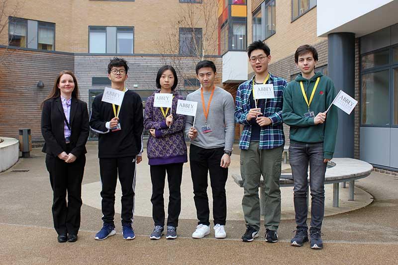 Abbey College Cambridge Oxbridge Students