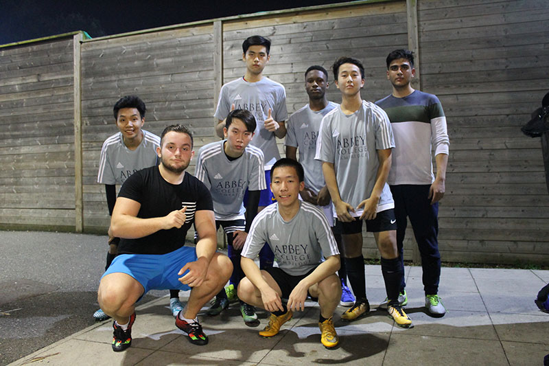Abbey College Cambridge Football Sports Team