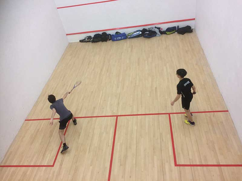 Abbey College Cambridge Squash Club