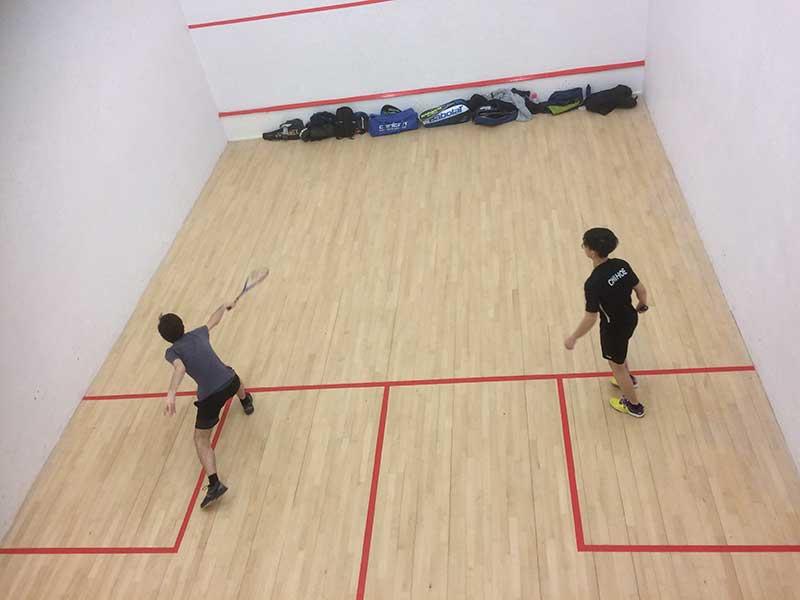 Abbey College Cambridge Squash Club