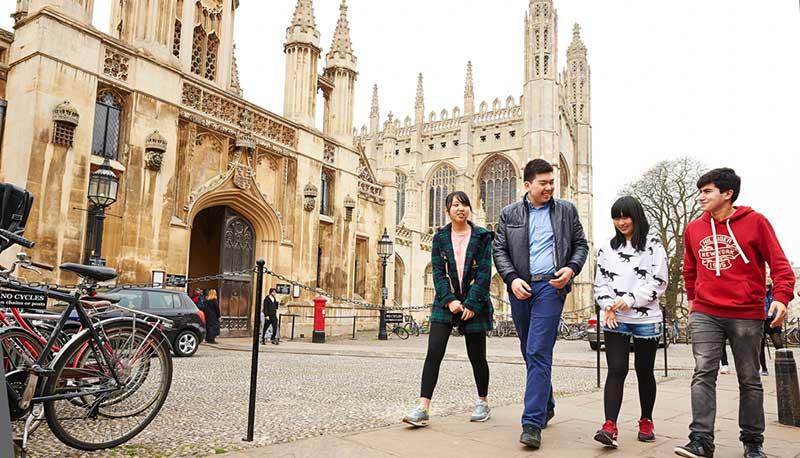 Abbey College Cambridge Summer School