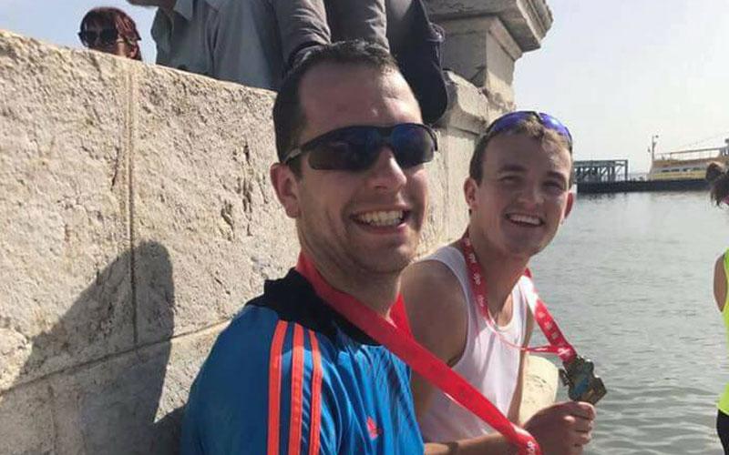 Abbey College Cambridge A-Level Teacher Runs Lisbon Marathon