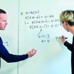 Abbey College Cambridge Mathematics lesson