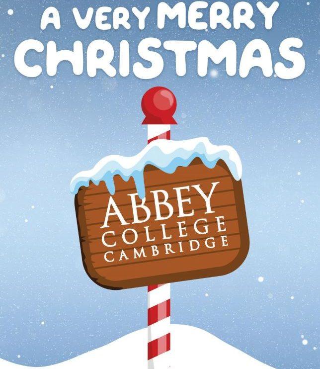 Abbey College Cambridge Christmas Activities 2020
