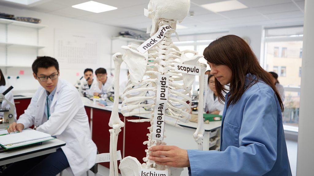 Abbey College Cambridge Medical Preparation Class