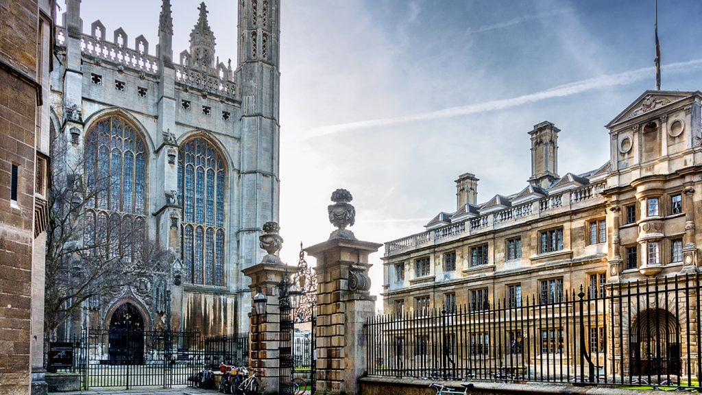 King's College Chapel, University Of Cambridge