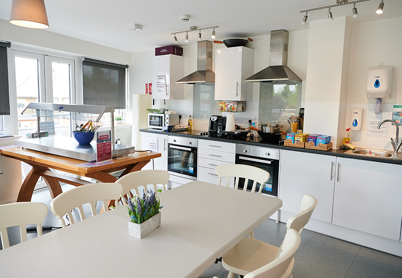 Orchard House Shared Kitchen